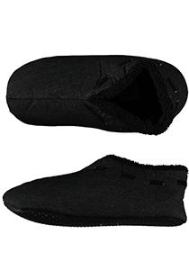 Pantoffels heren, zwarte jeans Spaanse slof