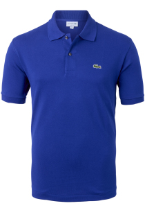 Lacoste Classic Fit polo, kosmisch blauw