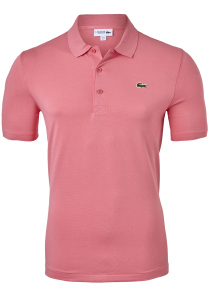 Lacoste Sport polo Regular Fit stretch, amaryllis roze