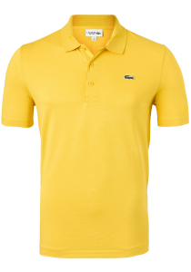 Lacoste Sport polo Regular Fit stretch, kamille geel