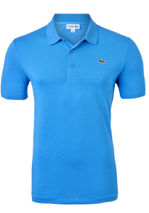 Lacoste Sport polo Regular Fit stretch, Ibiza blauw
