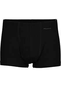 Mey Casual Cotton shorty (1-pack), heren boxer kort, zwart