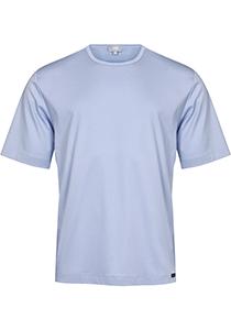 Mey pyjamashirt korte mouw, Springvale, lichtblauw