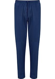 Mey pyjamabroek lang, Melton, blauw