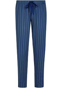 Mey pyjamabroek lang, Cranbourne, blauw gestreept