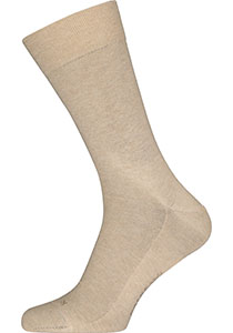 FALKE Sensitive London herensokken, beige melange (sand melange)
