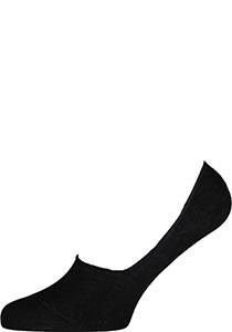 FALKE Step heren invisible sokken, zwart (black)