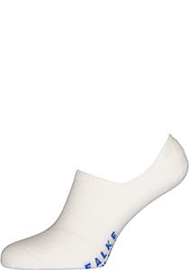 FALKE Cool Kick invisible unisex sokken, wit (white)
