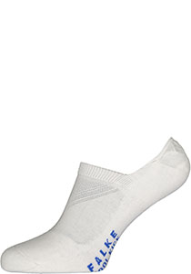 FALKE Cool Kick invisible unisex sokken, wit (white)