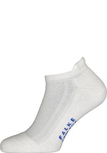 FALKE Cool Kick unisex enkelsokken, wit (white)