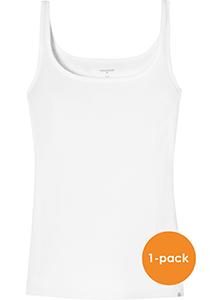 SCHIESSER 95/5 dames hemdje (1-pack), wit