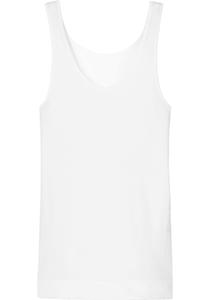SCHIESSER Seamless Light dames tank top, naadloos hemd, wit