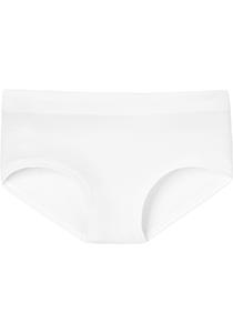 SCHIESSER Seamless Light dames short (1-pack), wit