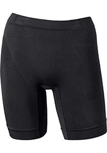 SCHIESSER Seamless Light dames longshorts (1-pack), zwart