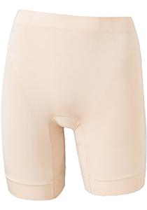 SCHIESSER Seamless Light dames longshorts (1-pack), huidskleur