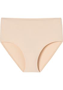 SCHIESSER Invisible Soft dames maxi slip (1-pack), huidskleur