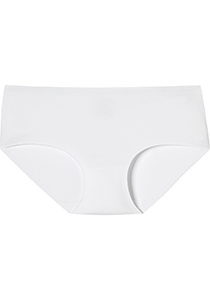 SCHIESSER Invisible Soft dames panty slip hipster (1-pack), wit