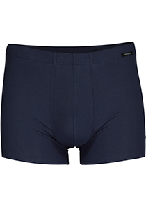 SCHIESSER Laser Cut shorts (1-pack), naadloos, blauw