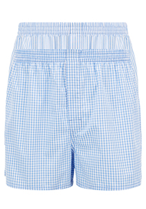 Hugo Boss boxershorts wijd model (2-pack), blauw