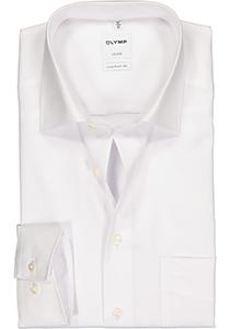 OLYMP Luxor Comfort Fit overhemd, wit
