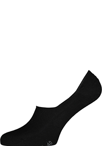 HUGO BOSS Shoeliner Stay On (2-pack), herensokken katoen onzichtbaar, zwart