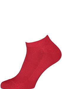 FALKE Family heren enkelsokken, rood (scarlet)