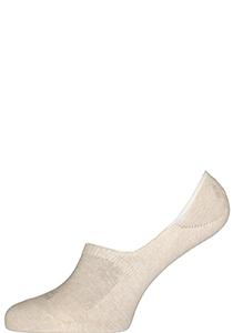 FALKE Family heren invisible sokken, beige (sand)