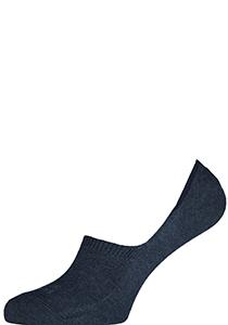 FALKE Family heren invisible sokken, blauw melange (navy melange)