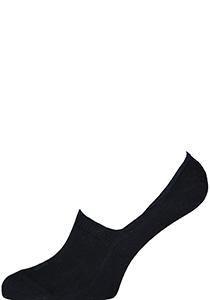 FALKE Family heren invisible sokken, marine blauw (dark navy)