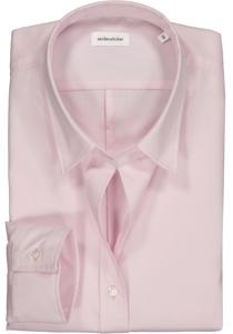 Seidensticker dames blouse Slim Fit, roze