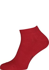 FALKE Cool 24/7 heren enkelsokken, rood (scarlet)