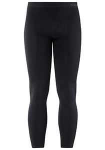 FALKE Maximum Warm heren thermo broek lang, zwart
