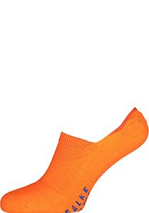 FALKE Cool Kick invisible unisex sokken, oranje (flash orange)