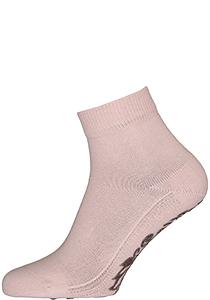 FALKE Light Cuddle Pads dames huissokken, dun, heel erg licht roze (lotus)