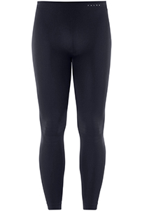 FALKE Warm heren thermobroek, lange thermobroek, blauw