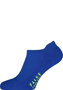 FALKE Cool Kick dames enkelsokken, kobalt blauw (cobalt)