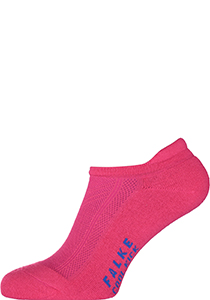 FALKE Cool Kick dames enkelsokken, fuchsia roze (gloss)