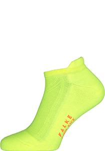 FALKE Cool Kick unisex enkelsokken, neon lime (lightning)