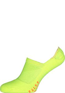 FALKE Cool Kick invisible unisex sokken, neon lime (lightning)