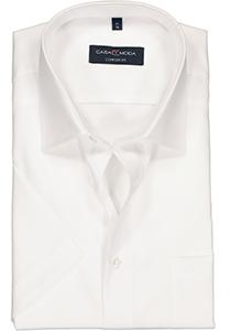 Casa Moda Comfort Fit overhemd, korte mouw, wit