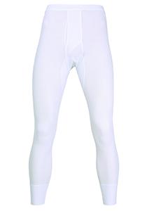 Gotzburg heren lange onderbroek (1-pack), wit