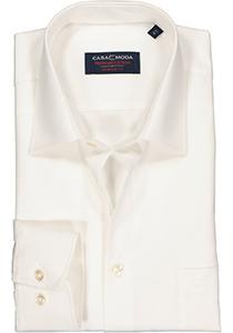 Casa Moda Comfort Fit overhemd, beige