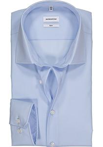 Seidensticker Slim Fit overhemd, lichtblauw