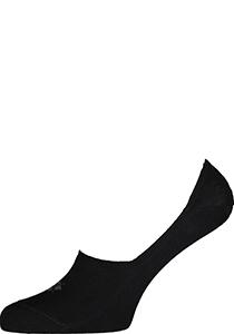 Burlington Everyday invisible herensokken (2-pack), katoen, zwart