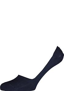 Burlington Everyday dames invisible sokken (2-pack), katoen, marine blauw