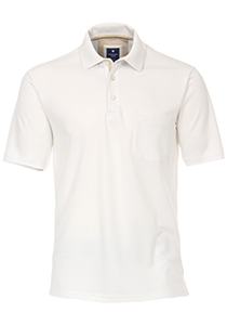 Redmond Regular Fit poloshirt, wit
