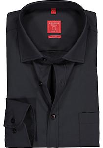 Redmond Regular Fit overhemd, antraciet