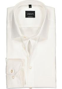 Venti Modern Fit overhemd, mouwlengte 7, beige