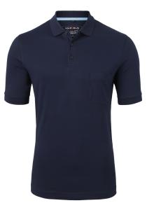 Marvelis Modern Fit poloshirt, Quick Dry, marine blauw
