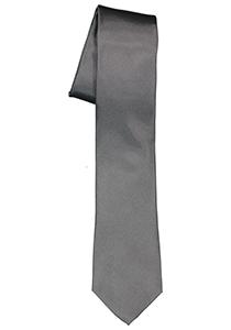 ETERNA smalle stropdas, grijs